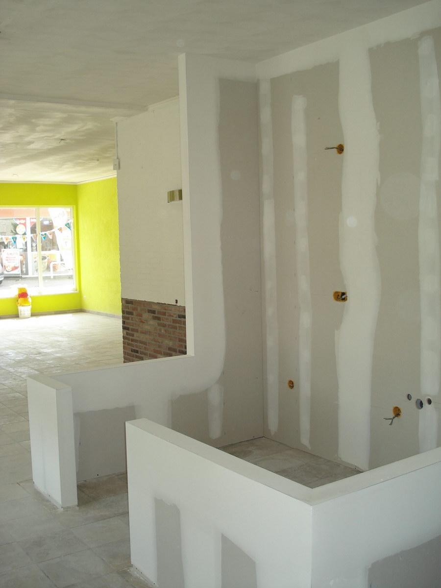 Interieur en afwerking bongaerts bvba for 020 interieur